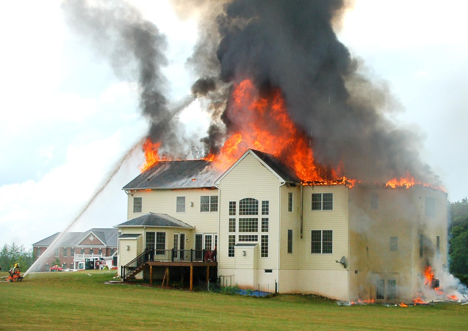 Fire Amp Smoke Damage Horizon Restoration Services Llc